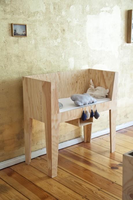 handwerk design baby beistellbett. Black Bedroom Furniture Sets. Home Design Ideas