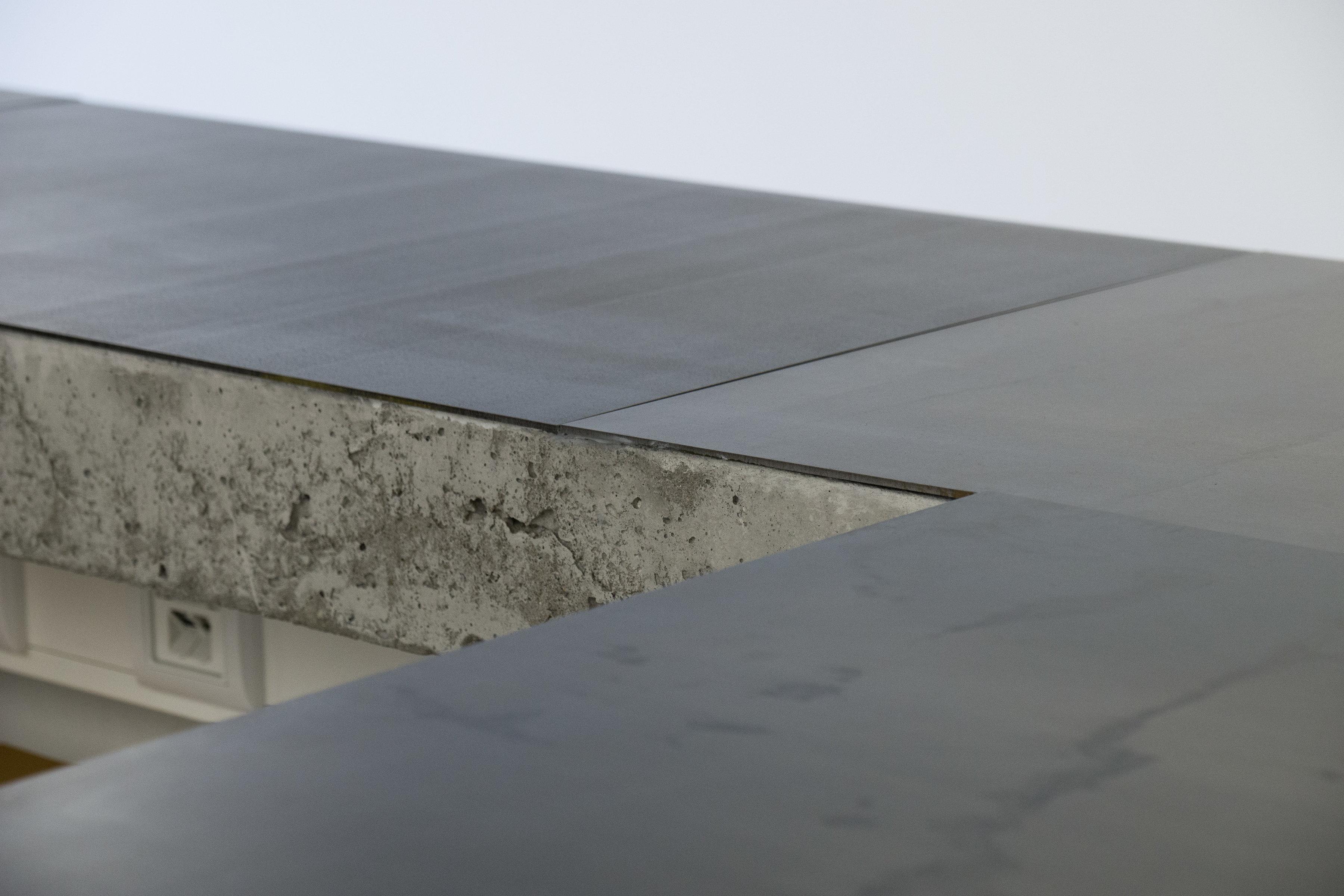 Tresen im hesign International GmbH by handwerkplusdesign