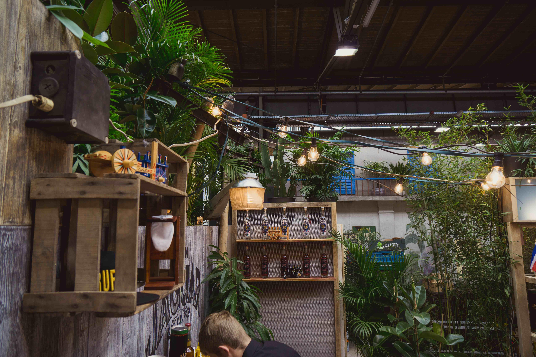 RON Jaguar Messeauftritt auf der Bar Convent Berlin 2017 durch Handwerk+Design